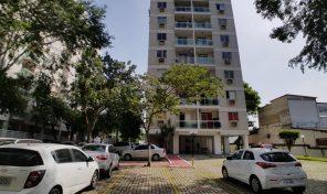 Apartamento de 2 quartos na Freguesia com infraestrutura de lazer