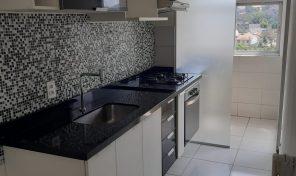 Apartamento de 2 quartos em condomínio com infraestrutura na Taquara
