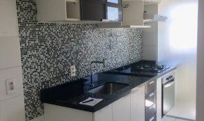 Apartamento de 2 quartos em condomínio com infraestrutura no centro da Taquara