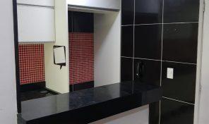 Apartamento de 2 quartos em Bangu